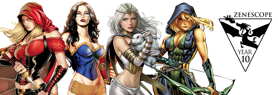 10 Years of Zenescope – a Q&A with Ralph Tedesco