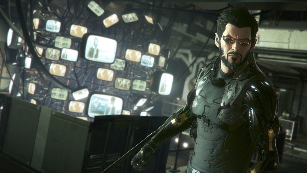 Square-Enix @ NYCC – Deus Ex Mankind Divided