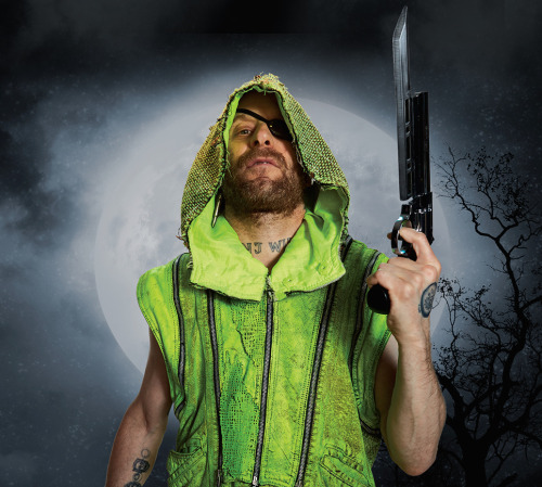Adult Swim @ NYCC: Neon Joe, Werewolf Hunter