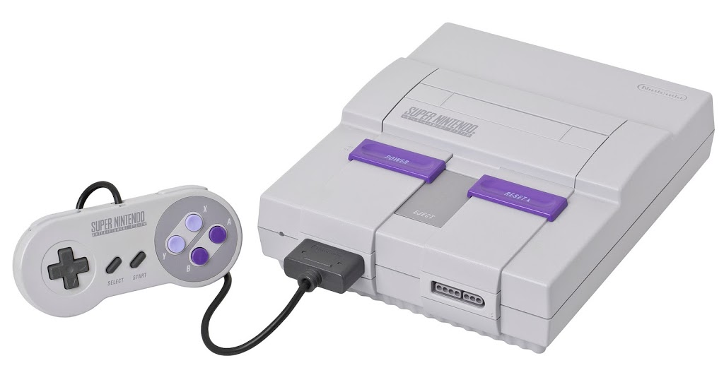 The Super Nintendo Turns 25