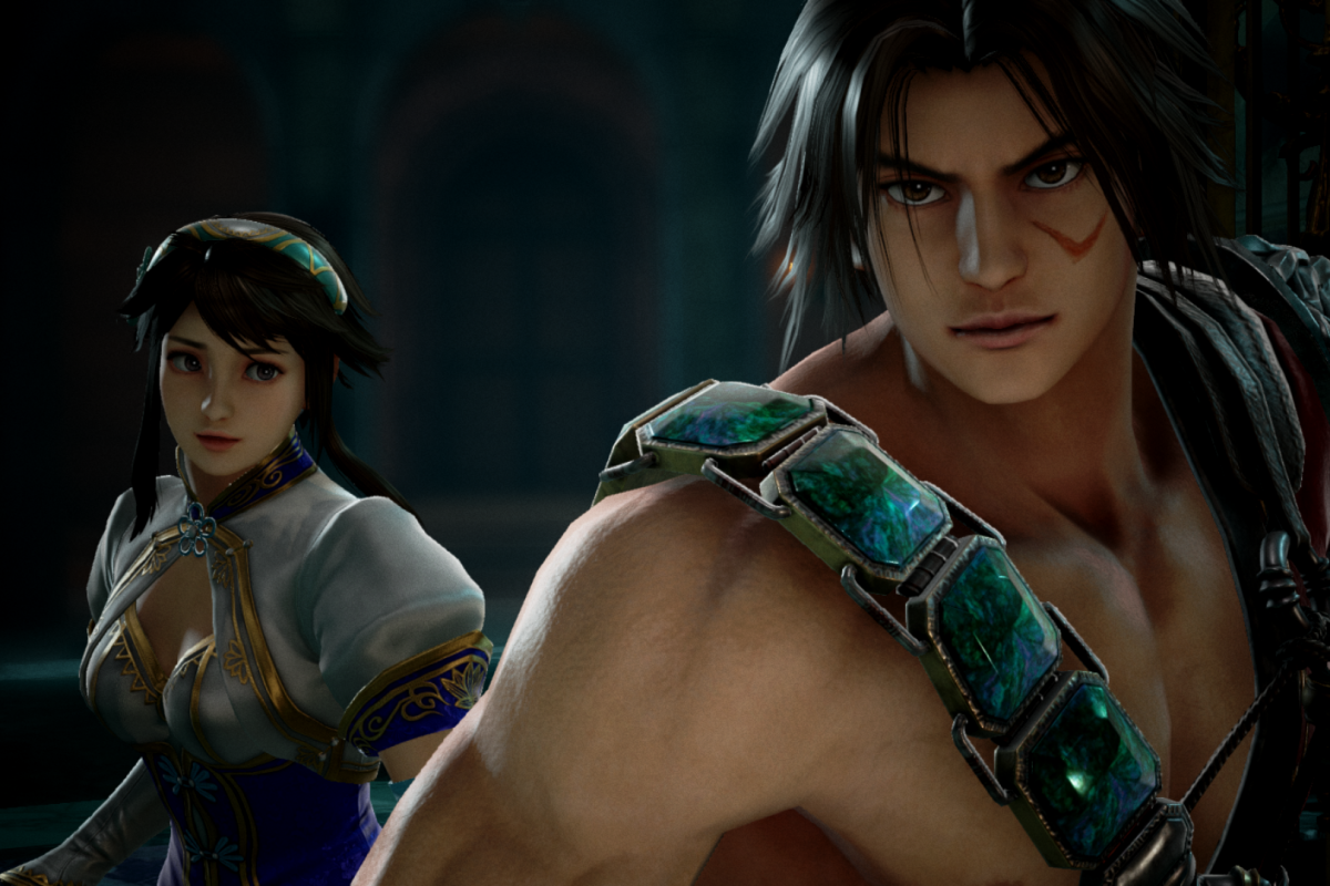 The New Stage of History with <i>Soul Calibur VI</i> at PAX West