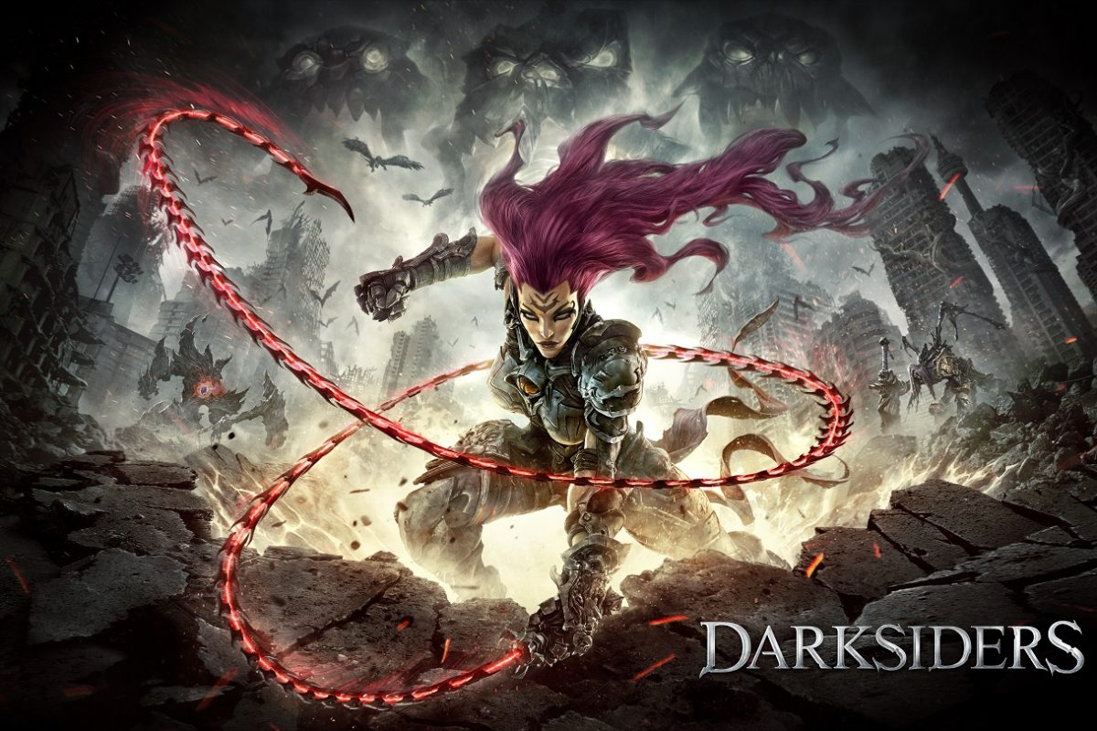 Return of the Horsemen &#8211; <i>Darksiders III</i> at PAX West