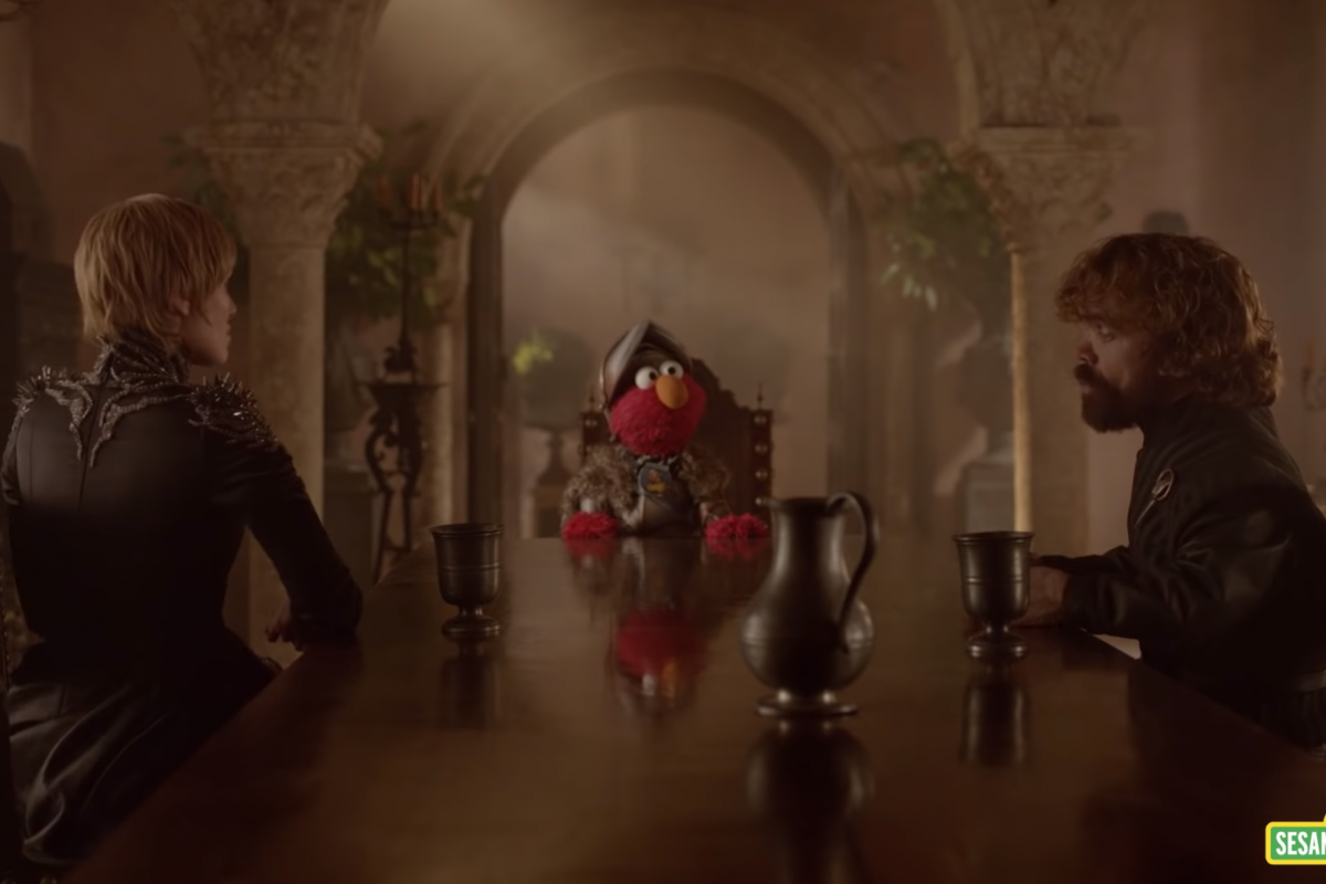 HBO and Sesame Street Cross Over for #RESPECT Campaign
