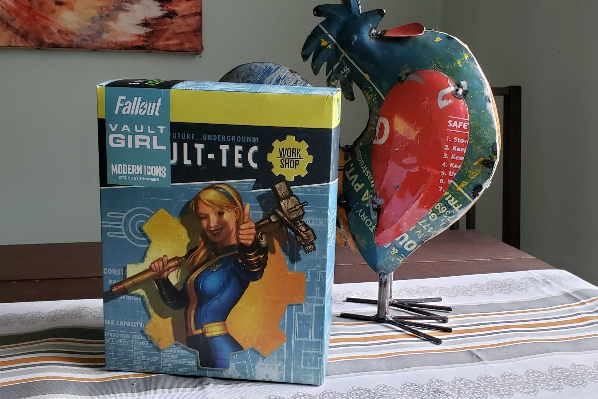 ThinkGeek brings Fallout to PAX East with Modern Icon Vault Girl
