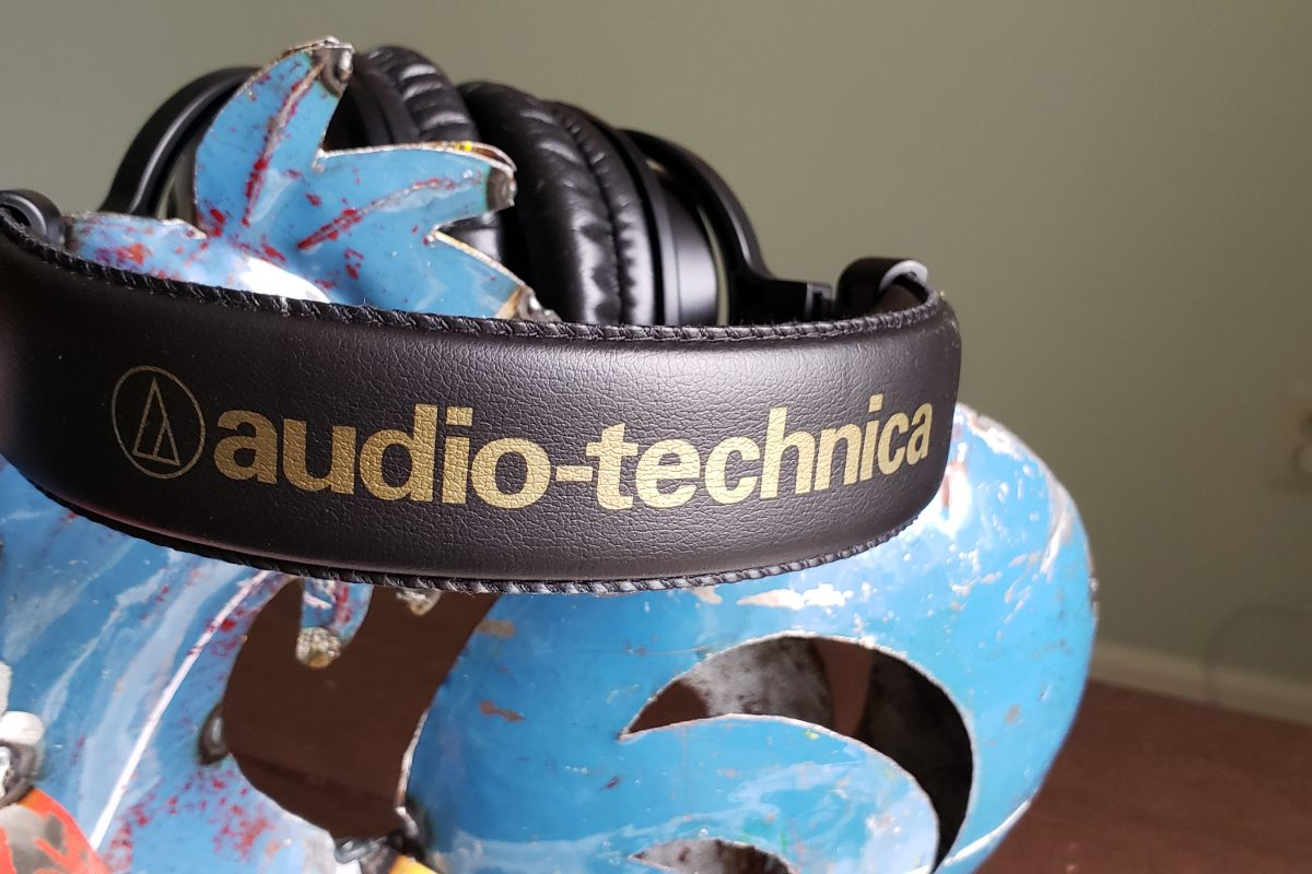 Hands-on Review: Audio Technica ATH-PG1 Gaming Headset