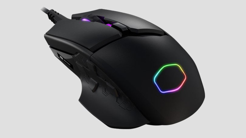 Hands-on Review: Cooler Master MM830 Gaming Mouse