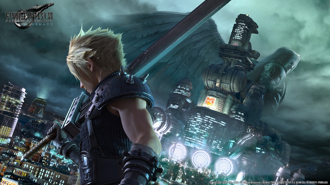 <i>Final Fantasy VII Remake</i> @ PAX West – A Sit Down with Square-Enix