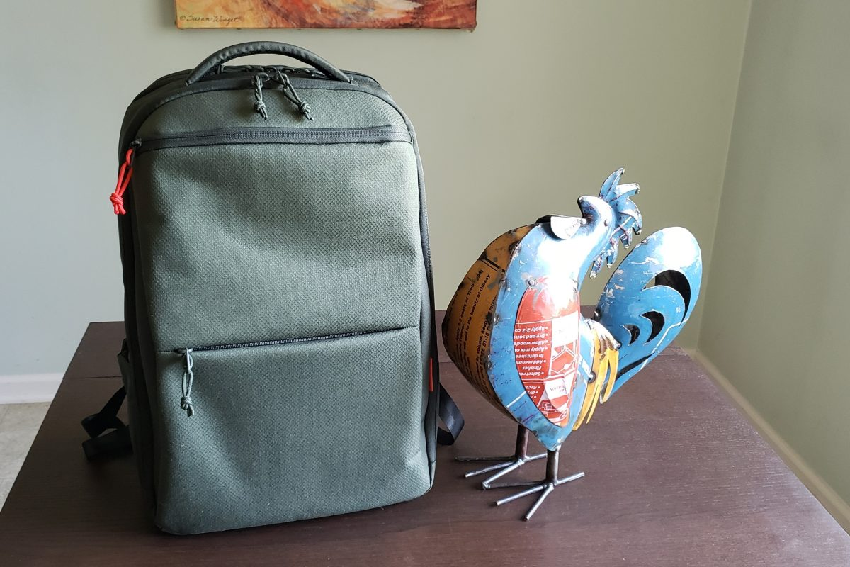 Hands-on Review: Lenovo Eco-Pro 15.6″ Backpack