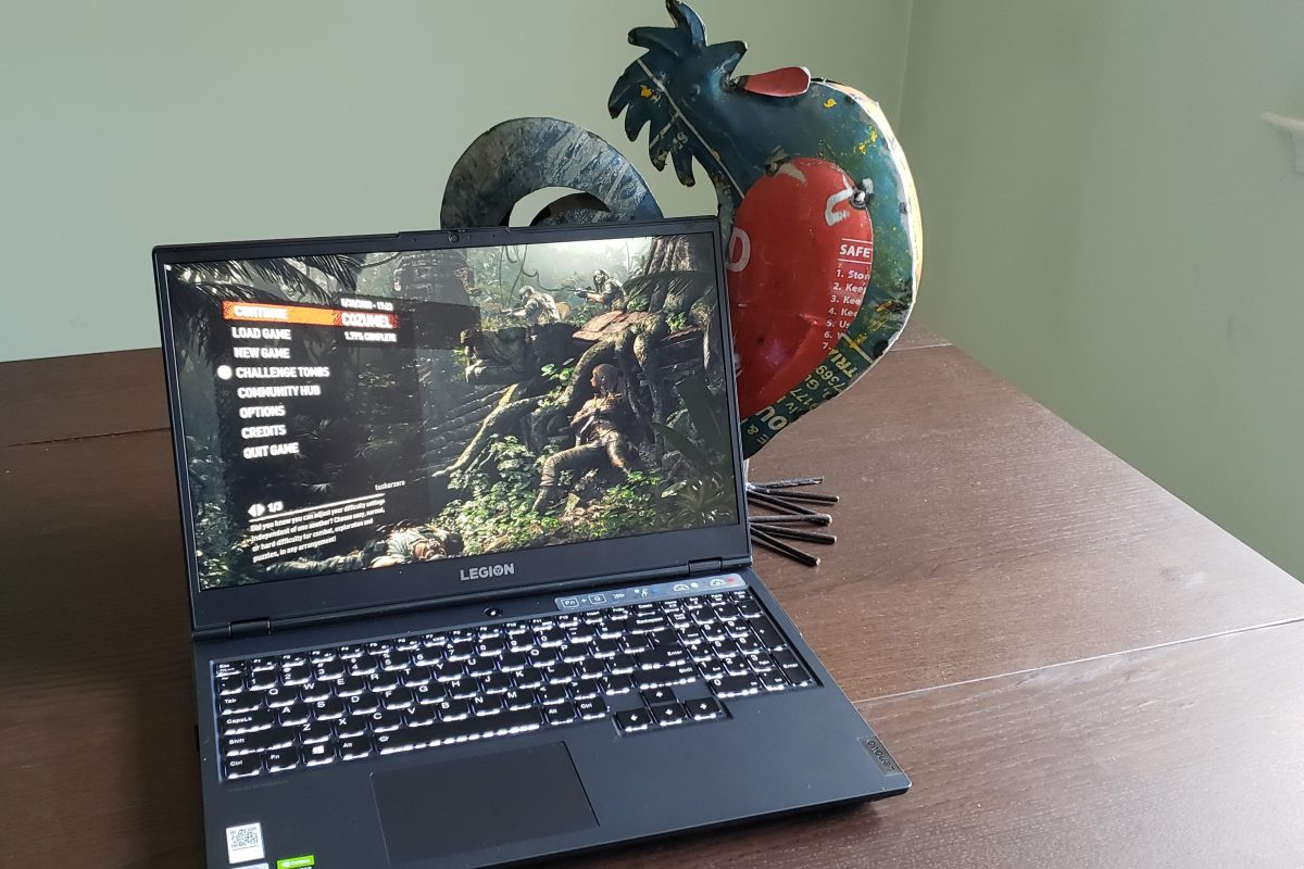 Hands-on Review: Lenovo Legion 5i 15″ Gaming Laptop